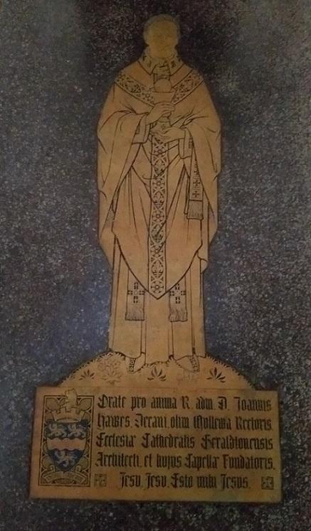 Monsignor Hawes